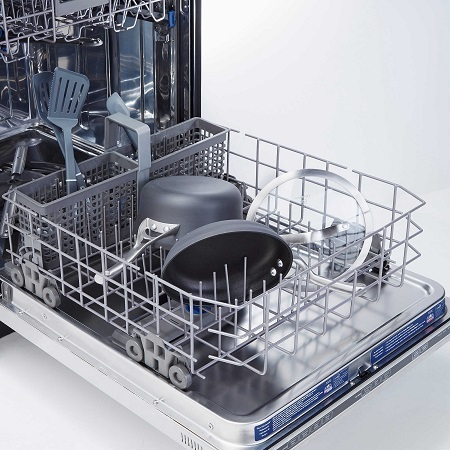 Pan In Dishwasher